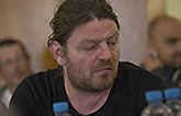 Leoš Noha, Mnoho povyku pro nic 2014, zdroj: © AGENTURA SCHOK, foto: Viktor Kronbauer