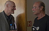 Martin Hilský a Pavel Nový, Mnoho povyku pro nic 2014, zdroj: © AGENTURA SCHOK, foto: Viktor Kronbauer