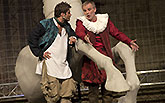 Dvaja páni z Verony, foto: Viktor Kronbauer