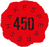 Shakespeare 450, logo