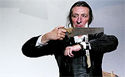 Kupec benátský, Bolek Polívka (Shylock), foto: Viktor Kronbauer, tel.: 603 473 507, zdroj: © AGENTURA SCHOK