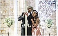 Miroslav Zavičár a Tereza Voříšková, Romeo a Julie, zdroj: © AGENTURA SCHOK, foto: Patrik Borecký