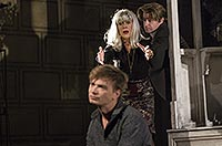 Jan Sklenář, Dana Batulková a Martin Sláma, Romeo a Julie, zdroj: © AGENTURA SCHOK, foto: Viktor Kronbauer
