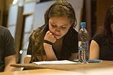 Zuzana Vejvodová (Luciana), Komedie omylů, foto: Viktor Kronbauer, zdroj: © AGENTURA SCHOK