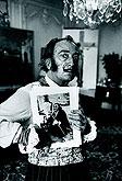 Salvador Dalí, Paris / Salvador Dalí, Paříž  1969, foto: Václav Chochola, Maximální fotografie 2008
