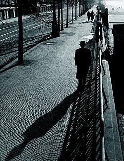 Nábřeží, Praha 1943, foto: Václav Chochola