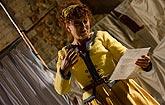 Veselé paničky windsorské, Simona Stašová (paní Pažoutová), zdroj: © AGENTURA SCHOK, foto: Viktor Kronbauer