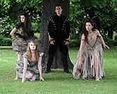 British Shakespeare Company, Midsummer Night´s Dream, Gabriel Thomson, Daniela Lavender, zdroj: © archiv BSC