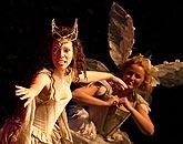 British Shakespeare Company, Daniela Lavender (Titania), foto: Chris Hopkins, zdroj: © archiv BSC