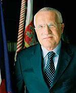 Václav Klaus, prezident České republiky
