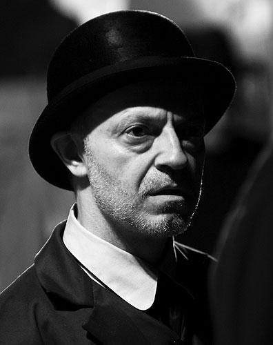 Hanuš Bor, foto: Viktor Kronbauer, zdroj: © AGENTURA SCHOK