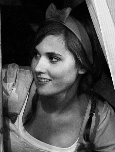 Šárka Vaculíková, foto: Viktor Kronbauer, zdroj: © AGENTURA SCHOK