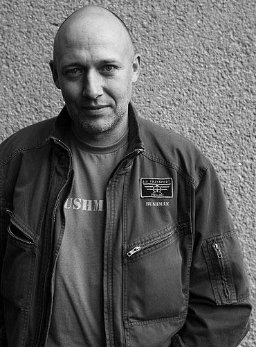 Robert Jašków, foto: Viktor Kronbauer, zdroj: © AGENTURA SCHOK