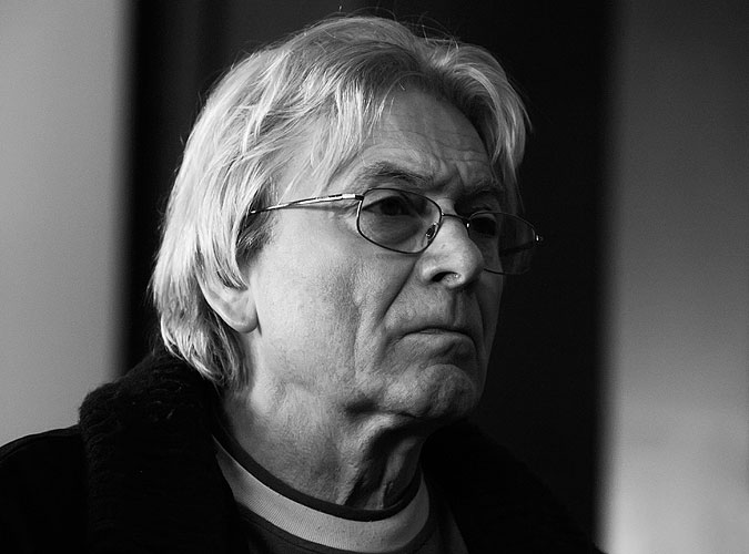 Ladislav Mrkvička, foto: Viktor Kronbauer, zdroj: © AGENTURA SCHOK