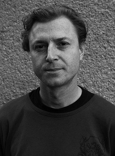 Jiří Racek, foto: Viktor Kronbauer, zdroj: © AGENTURA SCHOK