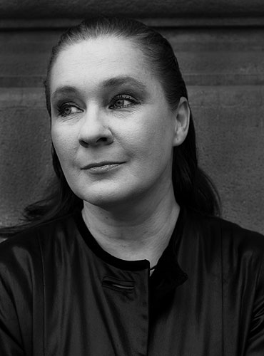 Eva Salzmannová, foto: Viktor Kronbauer, zdroj: © AGENTURA SCHOK