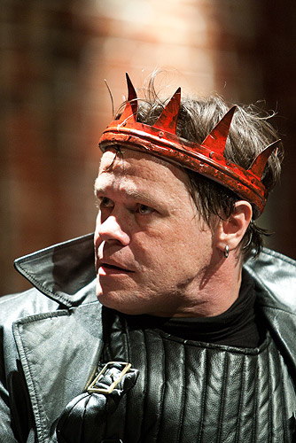 Robert Roth (Richard III.), foto: Peter Frolo, zdroj: (c) Agentúra JAY Production s.r.o.