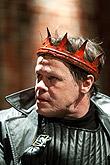 Robert Roth (Richard III.), zdroj: (c) Agentúra JAY Production s.r.o., foto: Peter Frolo