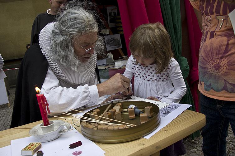 Shakespearův dětský den 2011, foto: Viktor Kronbauer, zdroj: © AGENTURA SCHOK