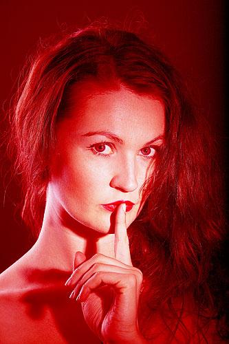Lada Bělašková (Rosalina), foto: Radovan Štastný, zdroj: © PaS de Theatre