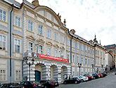 Pokladna HAMU – Hudební a taneční fakulta AMU, Lichtenštejnský palác