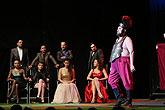 Kateřina Janečková (Princezna francouzská) a Albert Čuba (Ferdinand), Tereza Dočkalová (Kateřina) a David Punčochář (Dumaine), Andrea ...