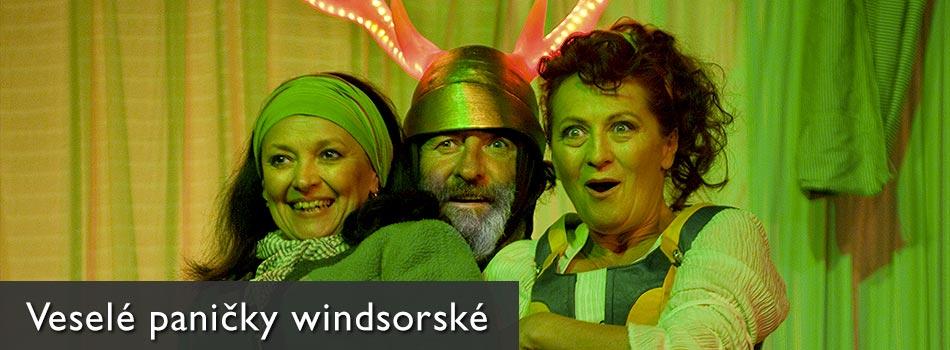 Veselé paničky windsorské, premiéra 2009, zdroj: © AGENTURA SCHOK, foto: Viktor Kronbauer