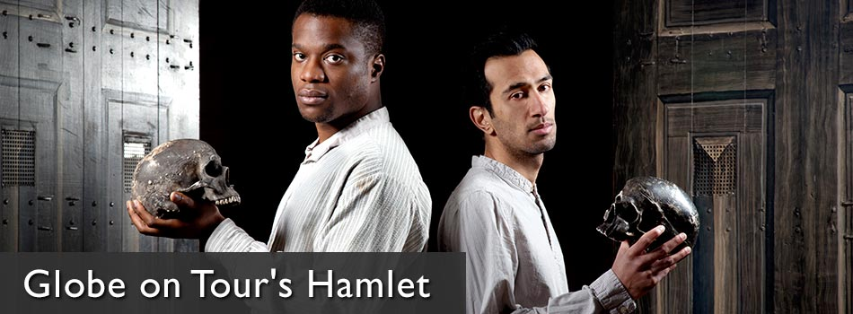 Globe on Tour's Hamlet