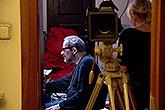 Pavel Mára, autor a fotograf vizuálu LSS, foto: Prokop Jančařík