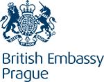 British Embassy Prague, logo