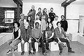 Globe on Tour's Hamlet, Pražský hrad 25. a 26. června 2014,  © Helena Miscioscia