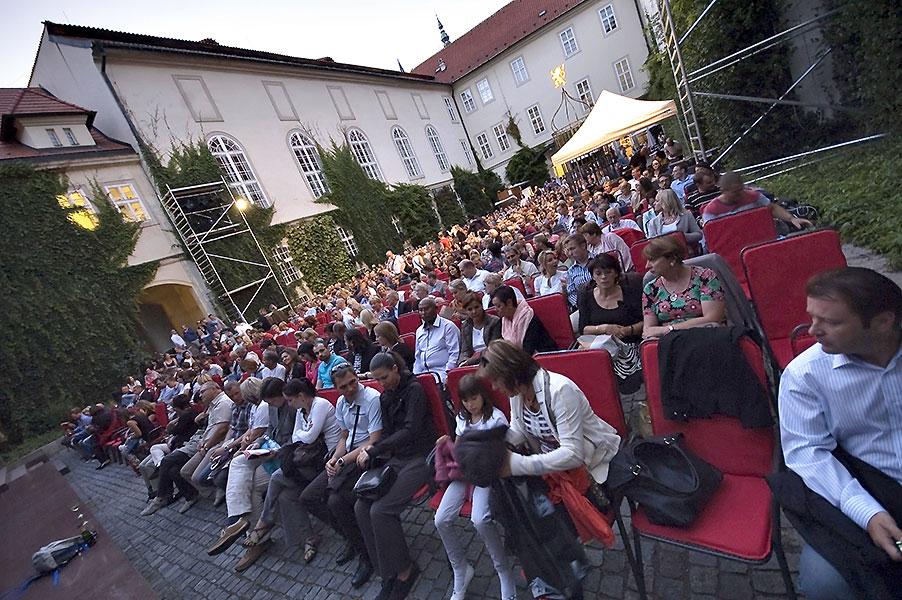 Hudební a taneční fakulta AMU, Malostranské náměstí